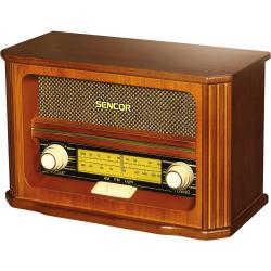Retro rádio FM/AM Sencor SRD 020