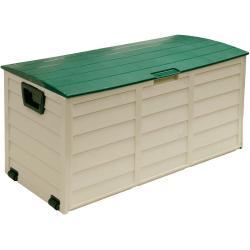 Plastový zahradní box s kolečky Fieldman FDD 1002G