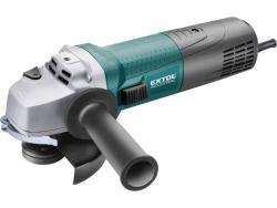 Bruska úhlová Extol Industrial s regulací rychlosti, 125mm, 1400W (!)